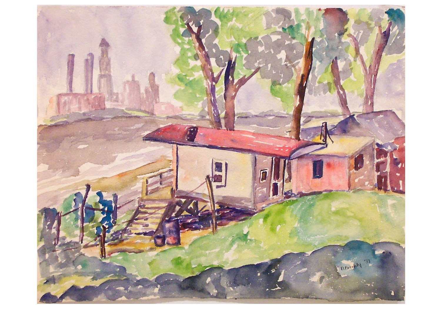 Dorothy Browdy Kushner Small Houses, Kansas City, Missouri