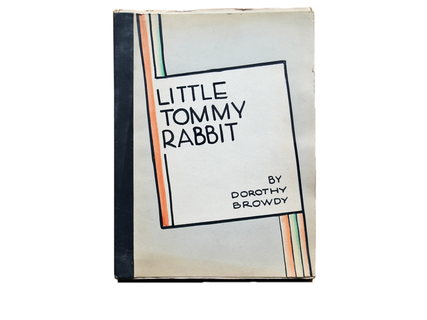Rabbit Book Cover 1
