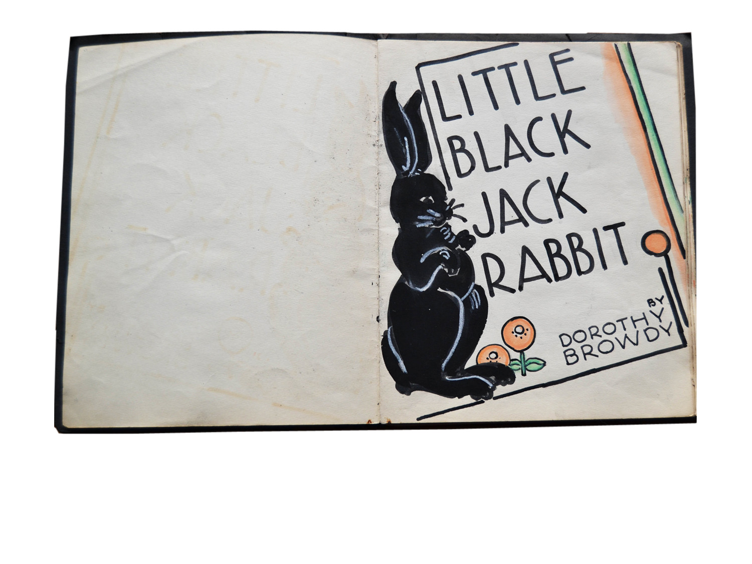 Rabbit Book Cover 3